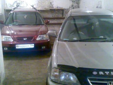 Honda Orthia 1998 отзыв автора | Дата публикации 24.01.2012.