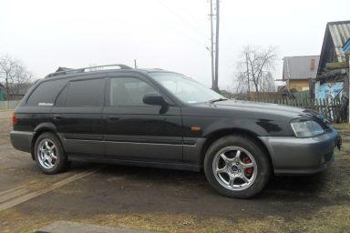 Honda Orthia 1997 отзыв автора | Дата публикации 20.08.2012.