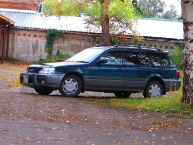 Honda Orthia 1996 отзыв автора | Дата публикации 23.09.2012.