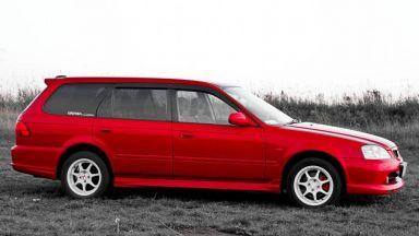 Honda Orthia 2000 отзыв автора | Дата публикации 18.02.2013.
