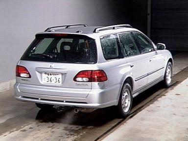 Honda Orthia, 2001