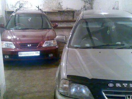 Honda Orthia 1998 - отзыв владельца