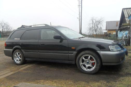 Honda Orthia 1997 - отзыв владельца