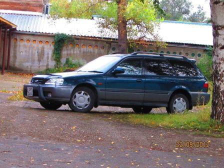 Honda Orthia 1996 - отзыв владельца