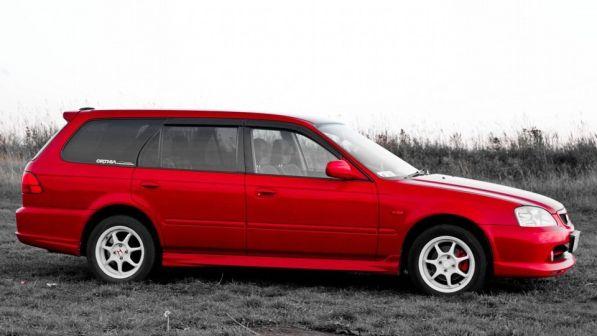 Honda Orthia 2000 - отзыв владельца