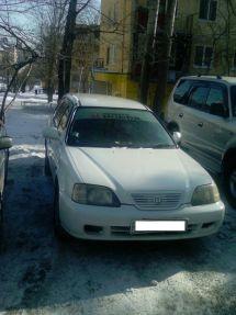 Honda Partner, 1998