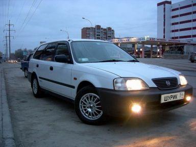 Honda Partner, 1997