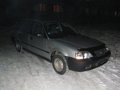 Honda Partner, 2000