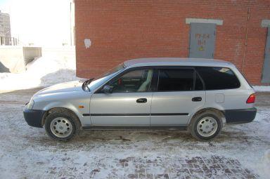 Honda Partner 2001 отзыв автора | Дата публикации 15.03.2011.