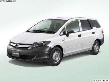 Honda Partner, 2007