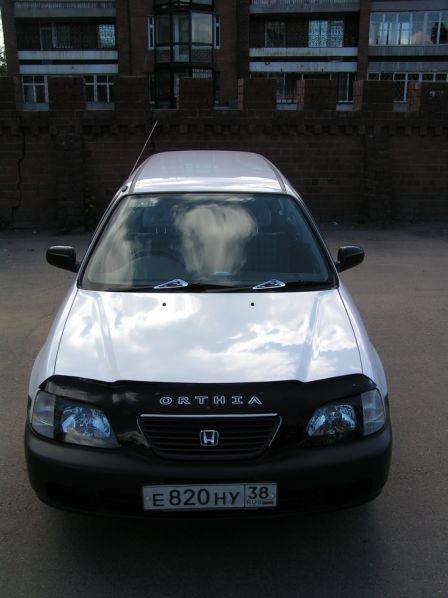 Honda Partner 2000 - отзыв владельца