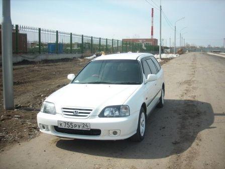 Honda Partner 1998 - отзыв владельца