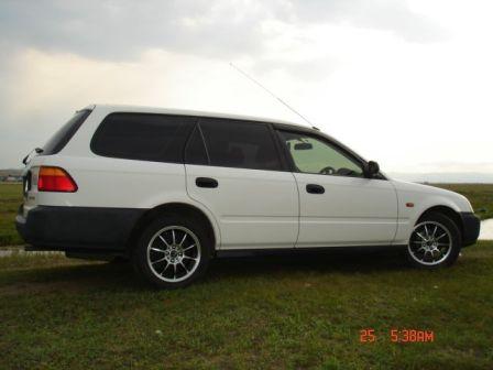 Honda Partner 2005 - отзыв владельца