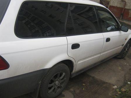 Honda Partner 2001 - отзыв владельца