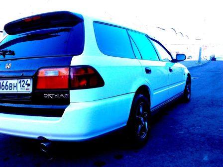 Honda Partner 1999 - отзыв владельца