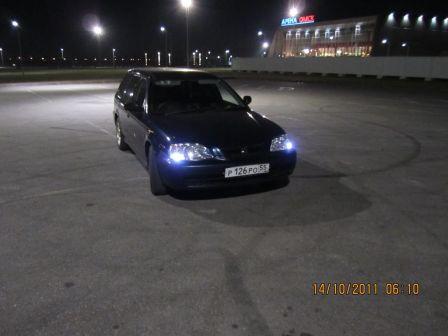 Honda Partner 1996 - отзыв владельца