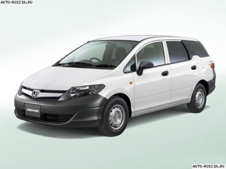 Honda Partner 2007 - отзыв владельца