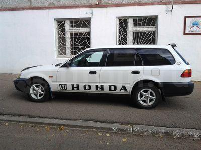 Honda Partner 2002 - отзыв владельца