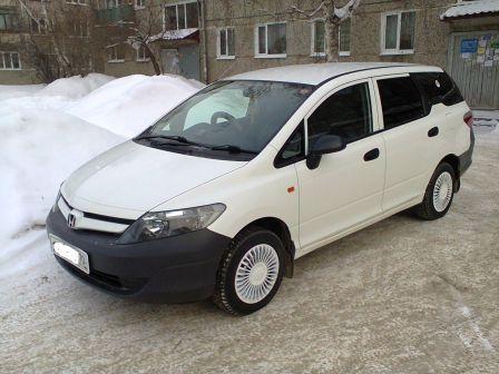 Honda Partner 2008 - отзыв владельца