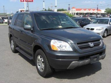 Honda Pilot, 2002