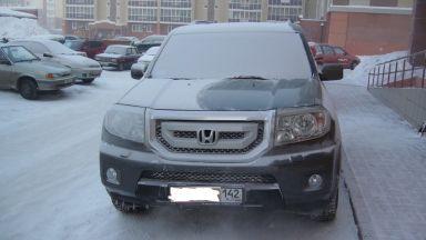 Honda Pilot, 2008