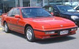 Honda Prelude, 1991