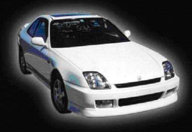 Honda Prelude 1997 отзыв автора | Дата публикации 18.09.2006.