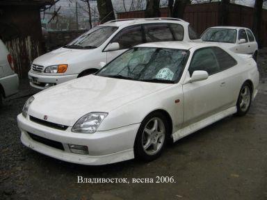 Honda Prelude 1997 отзыв автора | Дата публикации 24.07.2007.