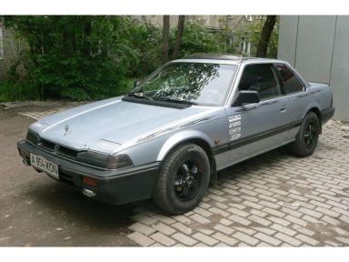 Honda Prelude, 1984