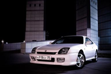 Honda Prelude 1997 отзыв автора | Дата публикации 28.07.2009.