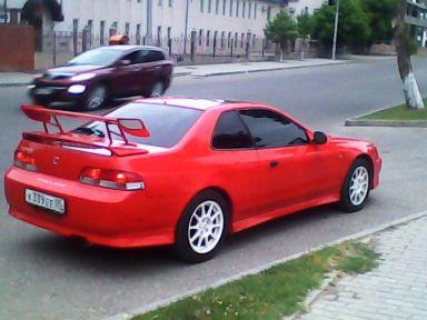 Honda Prelude, 1998