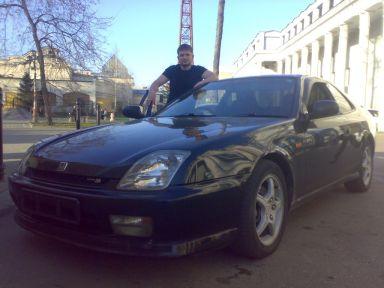 Honda Prelude 1997 отзыв автора | Дата публикации 05.09.2010.