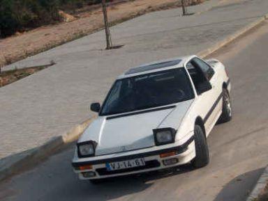 Honda Prelude, 1988