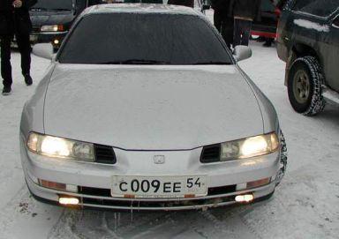 Honda Prelude, 1993