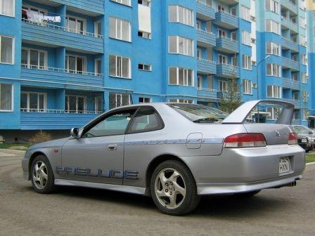 Honda Prelude 1996 - отзыв владельца