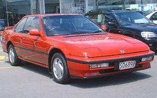 Honda Prelude 1991 - отзыв владельца