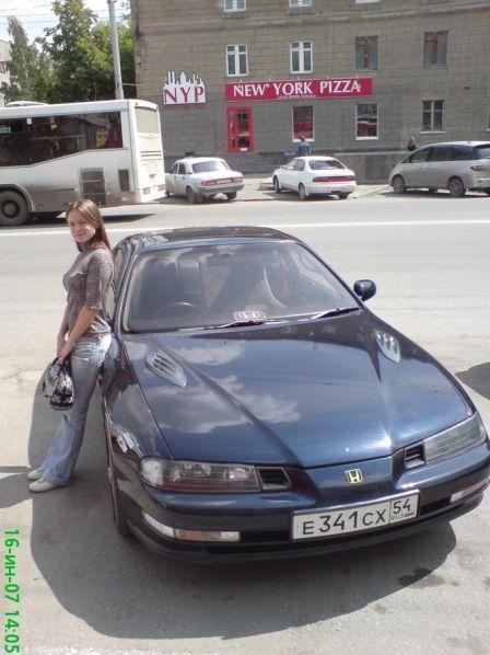 Honda Prelude 1992 - отзыв владельца