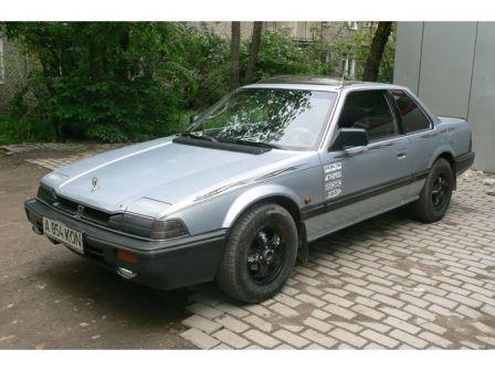 Honda Prelude 1984 - отзыв владельца