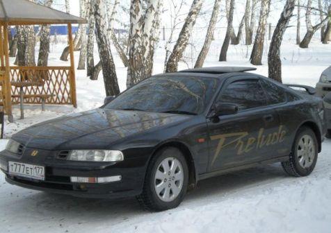 Honda Prelude 1995 - отзыв владельца