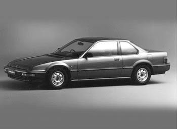 Honda Prelude 1987 - отзыв владельца