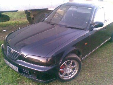 Honda Rafaga, 1993
