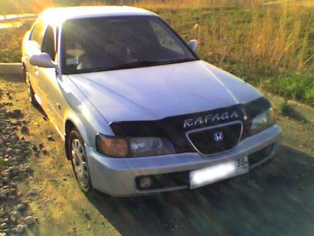 Honda Rafaga 1995 - отзыв владельца