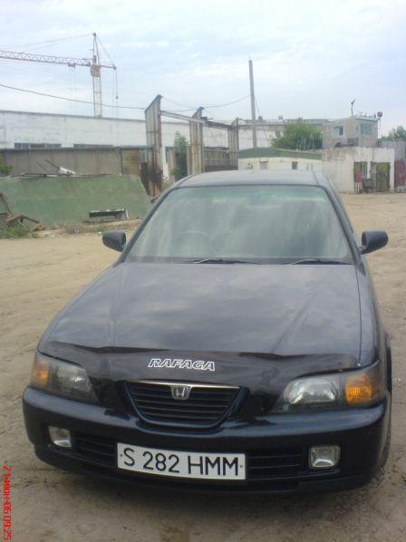 Honda Rafaga 1994 - отзыв владельца
