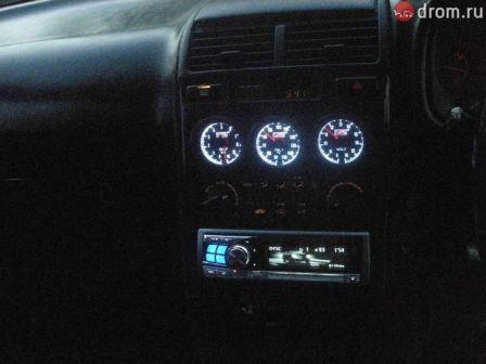 Honda Rafaga 1998 - отзыв владельца