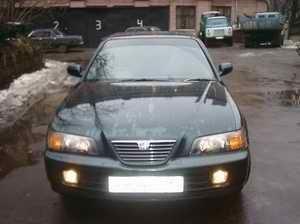 Honda Rafaga 1996 - отзыв владельца