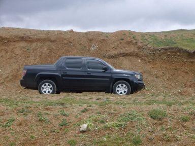 Honda Ridgeline, 2007