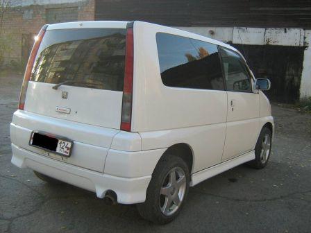 Honda S-MX 1999 - отзыв владельца