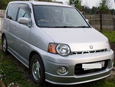 Honda S-MX 2001 - отзыв владельца