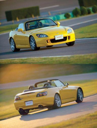 Honda S2000 2004 отзыв автора | Дата публикации 05.03.2004.