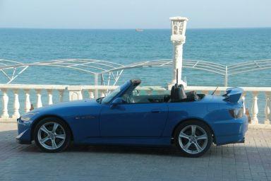 Honda S2000 отзыв автора | Дата публикации 19.10.2012.